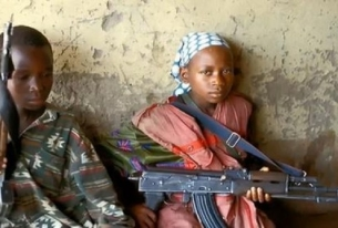 Grace, Milly, Lucy…Child Soldiers (2010)
