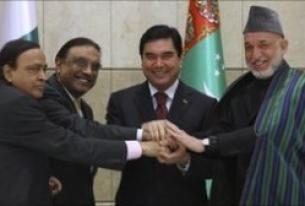 """Turkmenistan Is The """"T"""" in TAPI"""