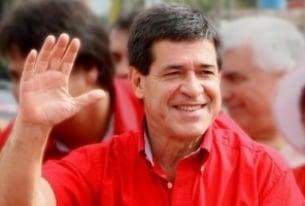 Cartes prepares Paraguay potential