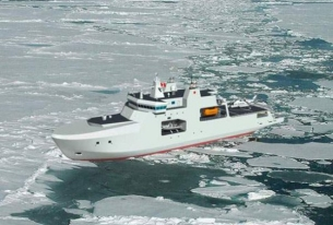 Canada Orders Seven Arctic Offshore Patrol Ships from Irving Shipbuilding