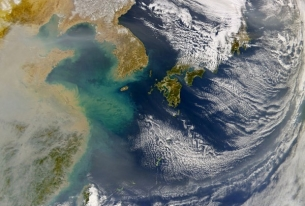 A Cold Wind Blows Across Asia