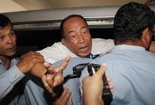 More Trouble in Cambodia