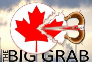 """The Big Grab"" – The Tar Sands vs. The Rest of Canada"