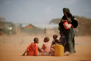 Aid shortfall threatens refugees in Dadaab