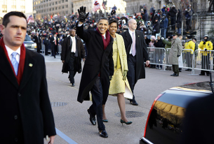 GailForce:  Thoughts On President Obama's Speeches on Inauguration Day
