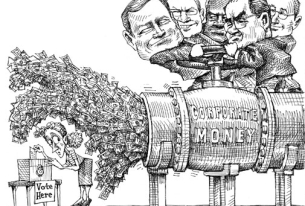 High Court Allows Foreign Campaign Finance
