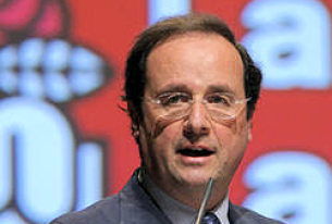 Remaining French 2012 presidential candidates in dead heat