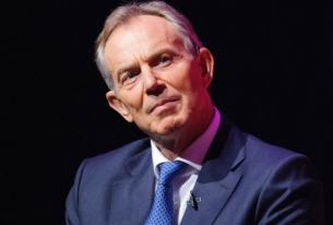 A Lesson in Alternative History from Tony Blair