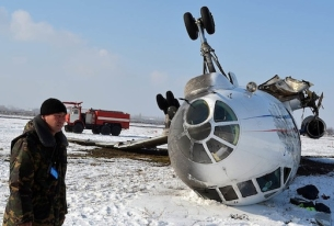 Kyrgyz Jet Crash – a Miracle in Osh