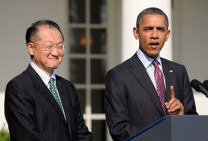 Jim Yong Kim: A Global Health Champion for the World Bank?