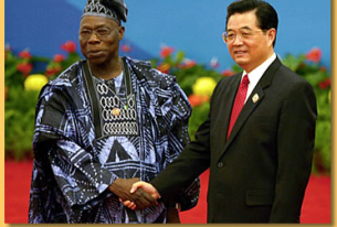 Africa Welcome China's 'Solidarity' Investments