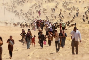 Uncanny parallels between Yezidi Genocide and ethnic cleansing of Hindus
