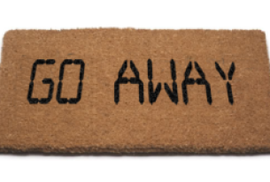 Do Not Leave Your Key Under the Welcome Mat.