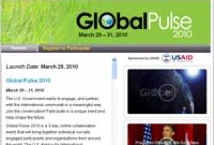 Global Pulse 2010: Online Development Dialogue