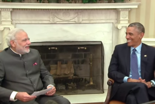 Obama Heads to India for Summit with Modi