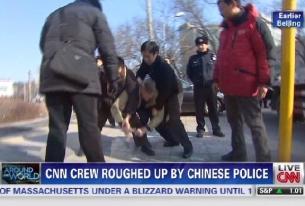 China Escalates War on International Media