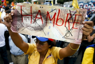 The Collapse of Chavez's Venezuela