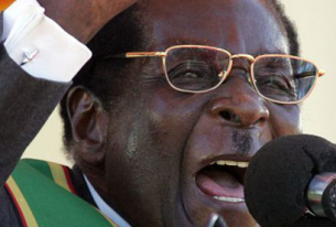 Robert Mugabe: Sore Winner