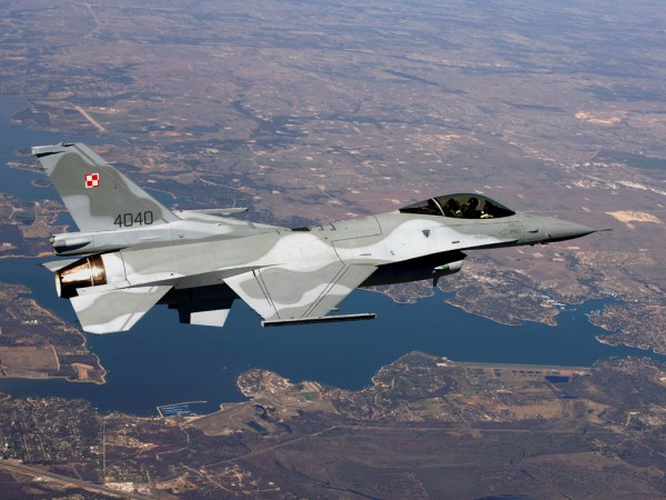F-16 Polish Air Force