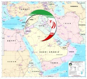 The Shiite Crescent: the Middle East's Arc of Crisis