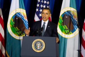 President Obama Speaking at the 2010 Tribal Nations Conference