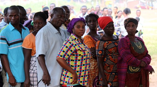Ghana's 2012 Elections: Thievery or Error?