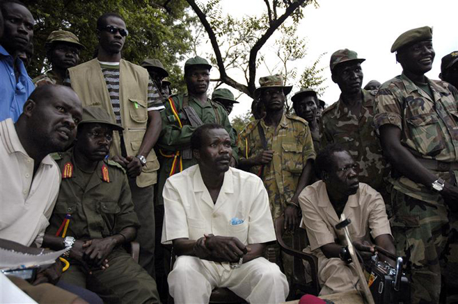 Kony and his LRA cronies have been operating since 1988.