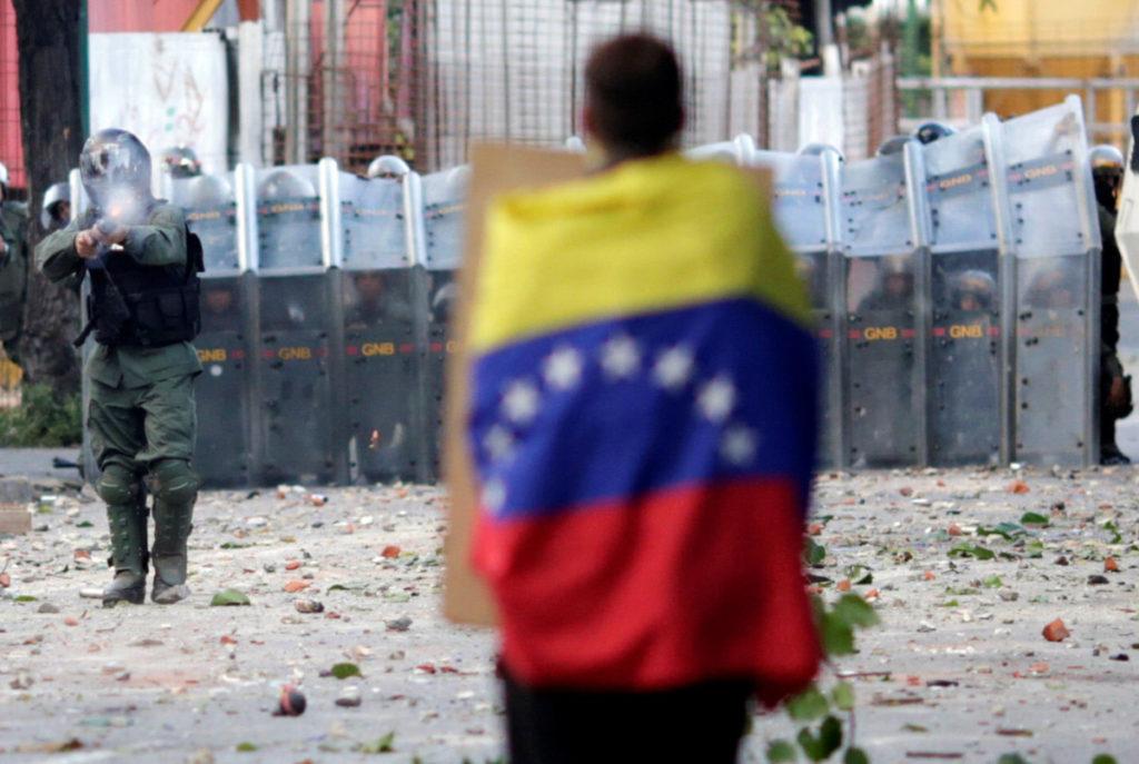 Fleeing Crisis, Venezuelans Seek Refuge in Neighboring Countries
