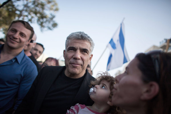 The jury is out on whether Yair Lapid will move the peace process along.