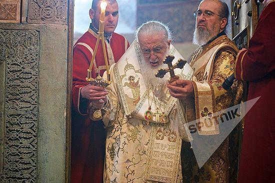 Complications in Tbilisi's Friendship with Kyiv: The Georgian Orthodox Church and Ukrainian Autocephaly
