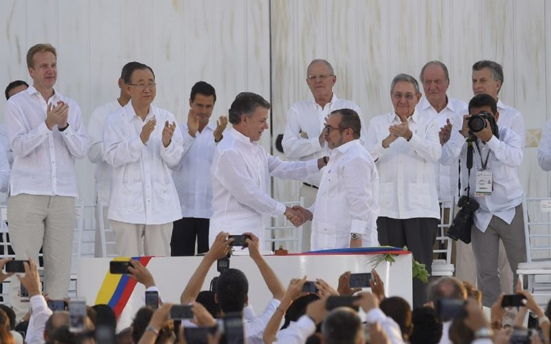 The importance of the FARC's 2018 political campaign