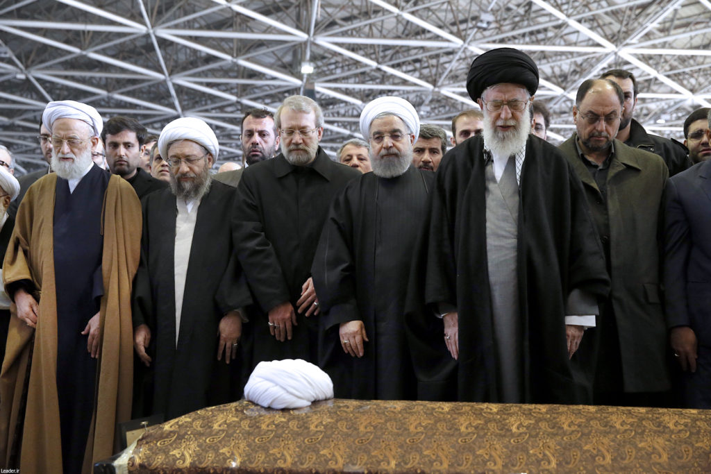 How Can America Bring Iran Back to the West?