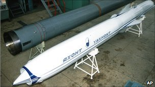 Evidence of Syria's Strategic thinking; the Russian Yakhount P-800 cruise missile