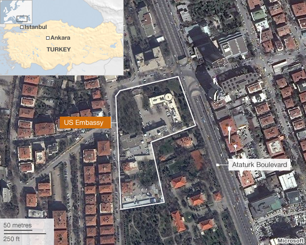 US Embassy Bombing in Ankara Why Why now Foreign Policy Blogs