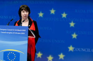 The forthcoming review of the EEAS will provide an opportunity to address some remaining challenges.