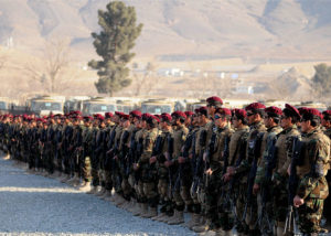 MEMO TO ISAF: Running Out of Time to Professionalize Afghan Security Forces