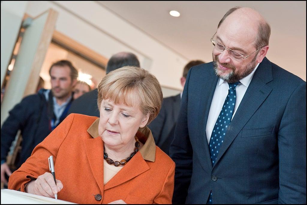 The Rise of Schulz: Merkel's Götterdämmerung?