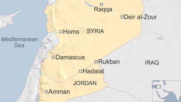 Jordan Holds Key to Syria