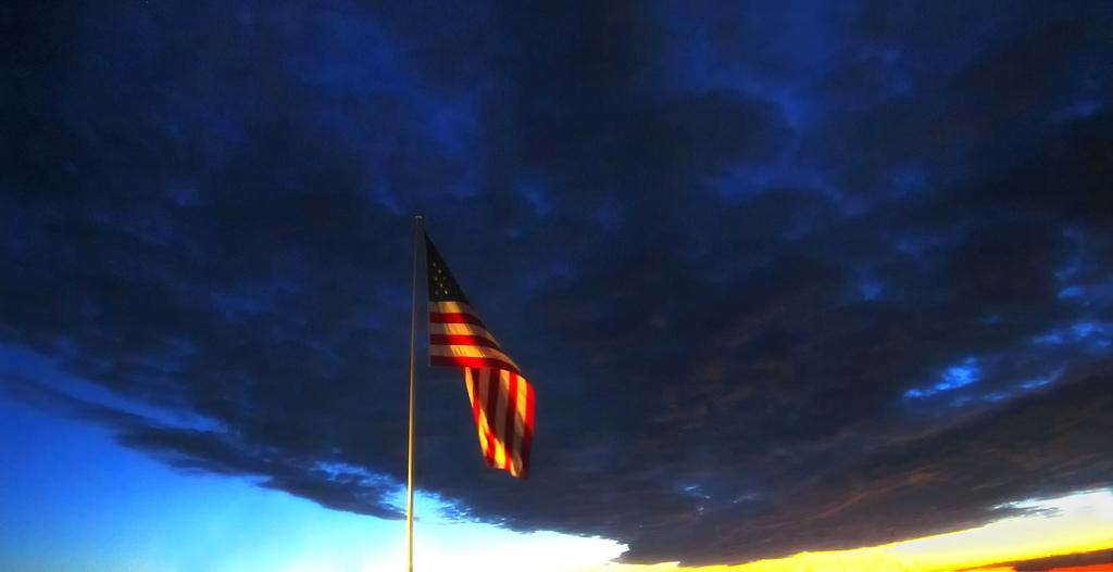 Cloudy times up ahead (c) Russ Allison Loar via Flickr
