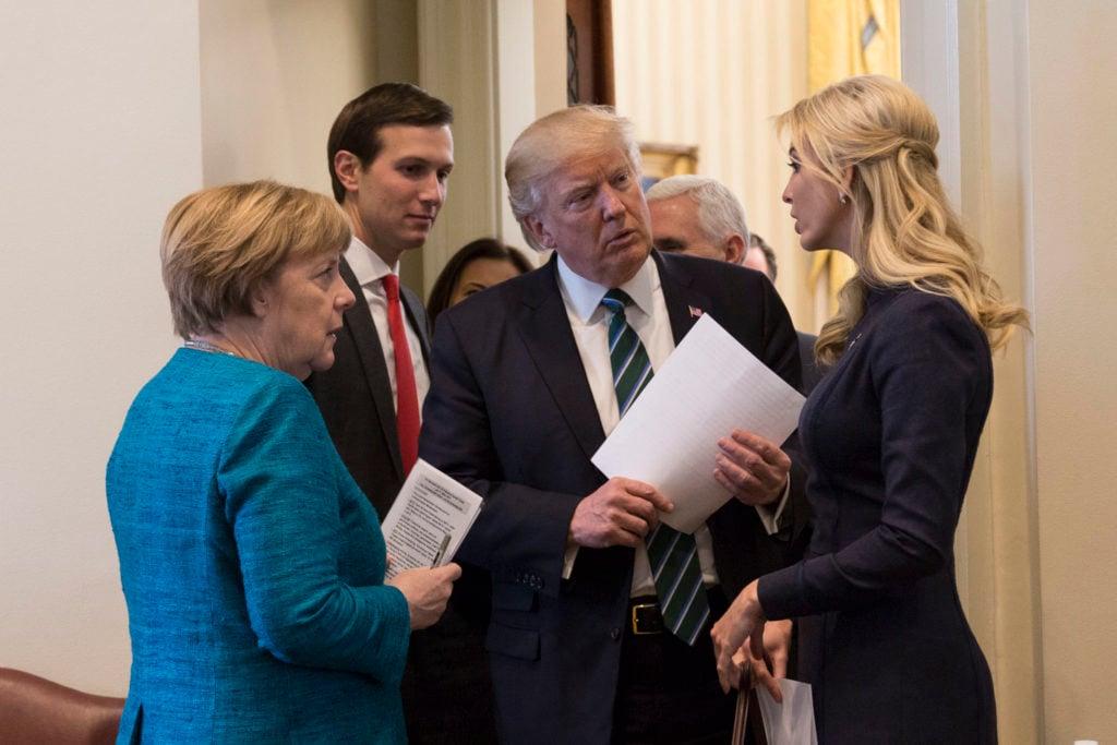 Trump Raises Doubts in NATO Allies