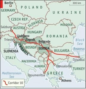 Chinese 'Trojan Horse' - Investing in Greece, or Invading Europe? (Part I)