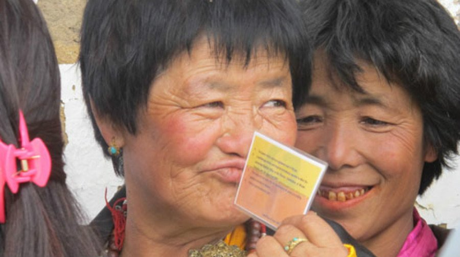 Bhutanese Voters are said to have voted out of fear of India's retaliation for the previous regime's friendly overtures to China (Image Courtesy: Kuensel Online)