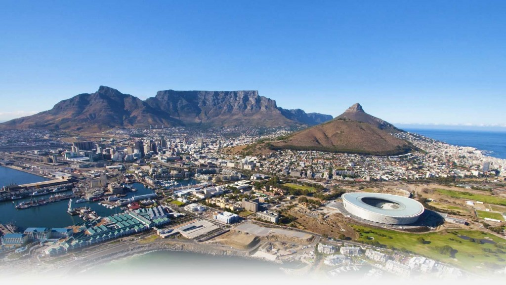South Africa, where many of the young foreigners are currently working and making a difference. Photo courtesy of mydestination.com