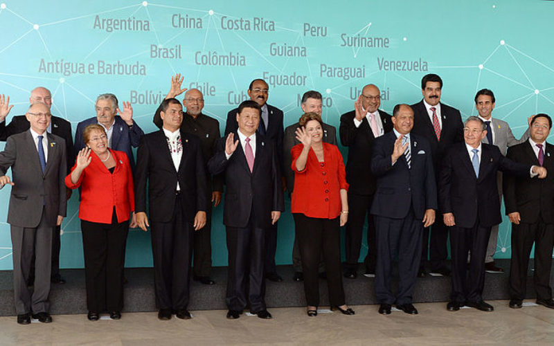 China's strategic influence is growing in the Americas