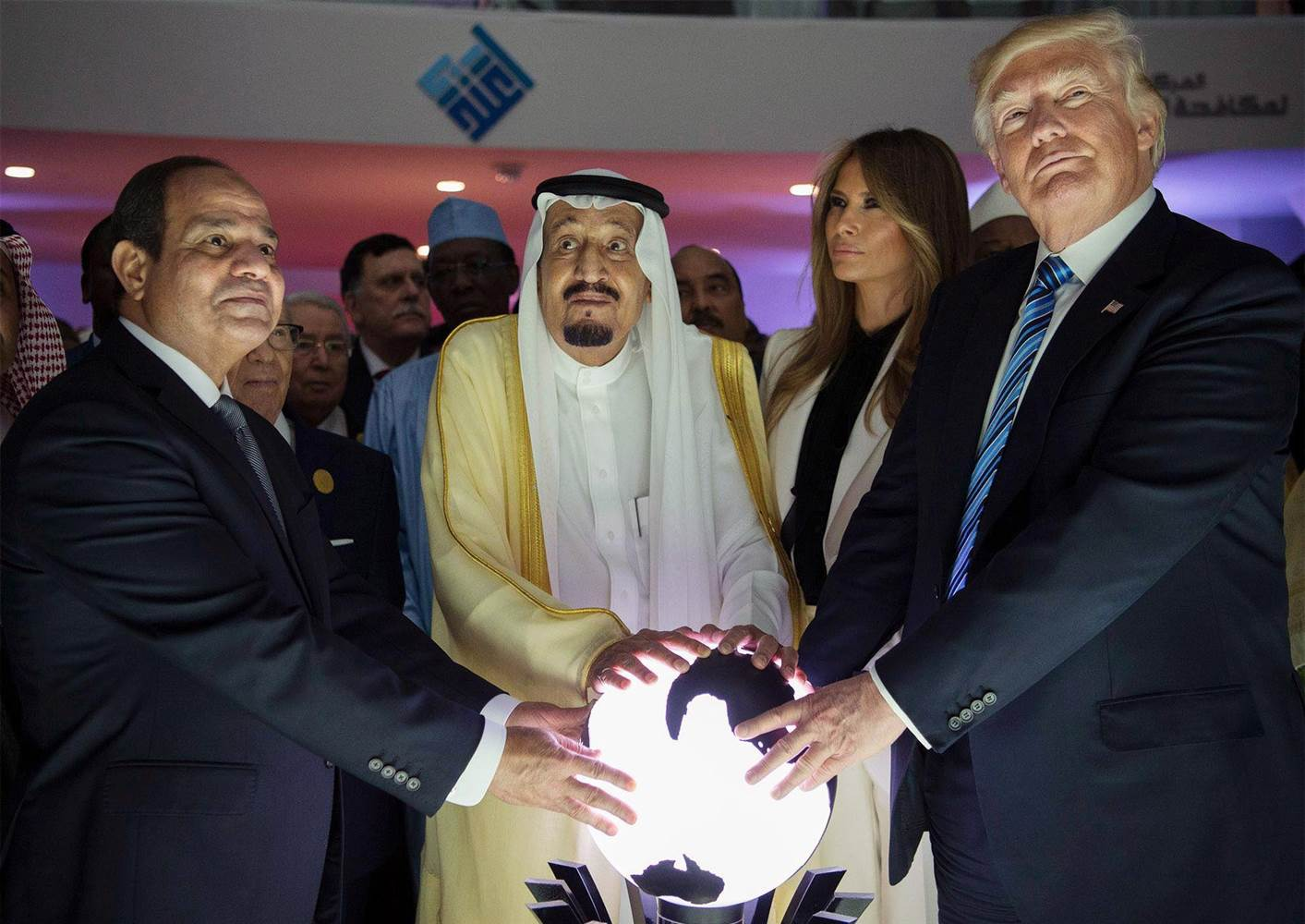 The 'Covfefe' Coalition to Squeeze Qatar