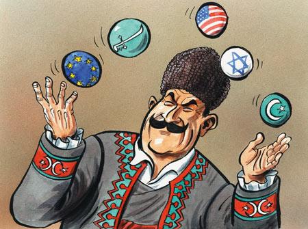 Illustration by Peter Schrank (Economist)