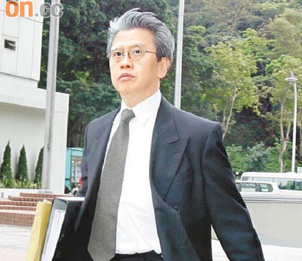 Daniel Fung faces misconduct charges, 2010 (Oriental Daily)