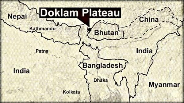 Doklam: China's War Drums and the India-Bhutan Treaty