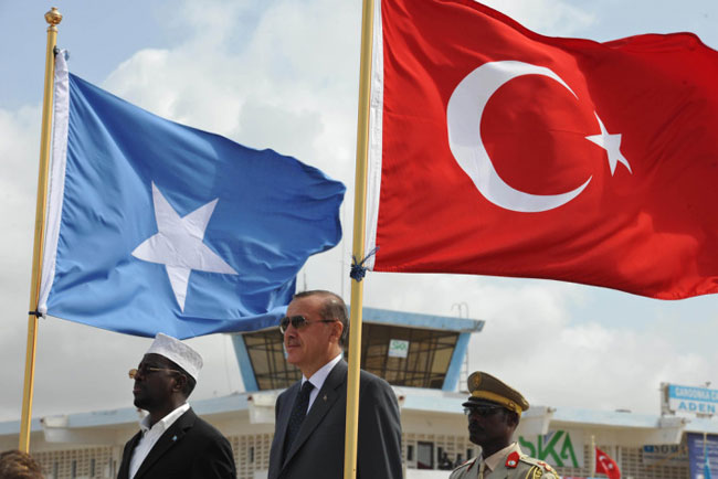 turkish role in postwar somalia Turkey enjoys a massive support and praise among somalis, thanks to the massive aid it sent to somalia at the height of the 2015 famine in somalia followed by development projects by turkish companies in somalia.