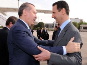 Erdogandan and Assad